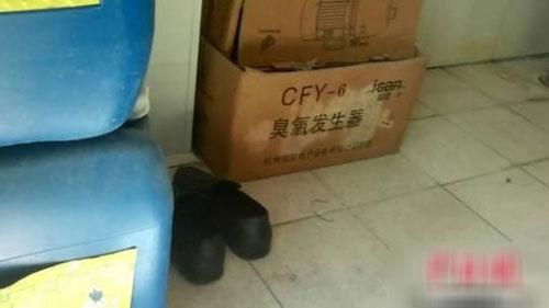 探访郑州桶装水生产环境
