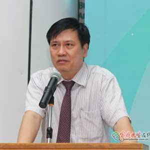 陈达灿:健康大讲堂惠及百姓