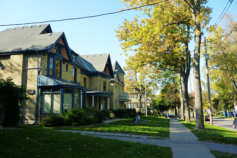 加拿大鄉間別墅