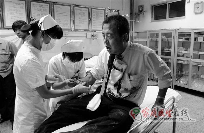 ——本图集摄于解放军第458医院,作者:解放军第458医院(空军广州医院)肝胆普外科主任医师、南方医科大学兼职教授孙宁东先生。