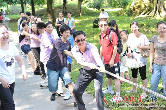 2011年老师节与学生同乐