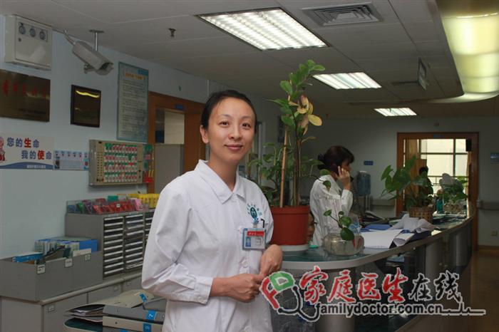 广东省人民医院肾内科王利平护士长