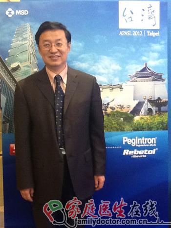 侯金林教授参加2012台湾apasl
