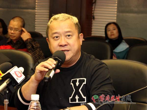 曾志伟将任中国器官捐献形象大使