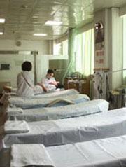 南方医院整形美容外科美容室