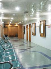 南方医院整形美容外科走廊