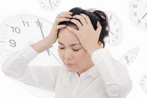 失眠症原因:心理冲突