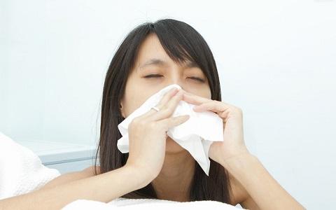 鼻子不通气的原因