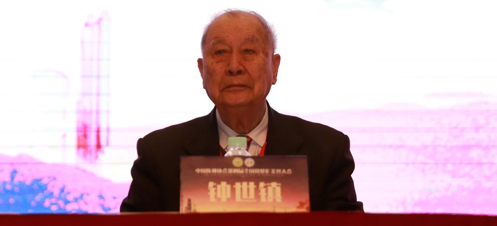 中国工程院院士钟世镇出席开幕式
