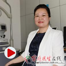 张秀兰:高度近视者更易患青光眼 最好定期检查