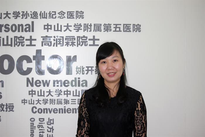 李姝淳主治医师亲临家庭医生在线公司。