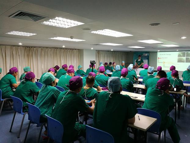 2016年8月22日-23日,第五届麻醉可视化技术培训班将在中山大学附属第一医院举办,本培训班由亚澳麻醉理事会-世界麻醉医师联合会-西京医院培训中心发起,并首次在西京医院培训中心以外举办。点此进入《第五届麻醉可视化技术培训班》活动文字报道