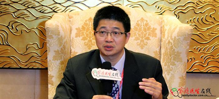 王存川副院长接受采访