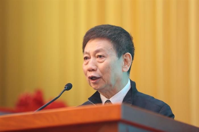 广东省中医药学会会长、广东省中医院名誉院长吕玉波在开幕式上致辞,他强调,大数据对这个时代的发展具有重要意义,并描绘了大数据应用于中医药领域的美好愿景。