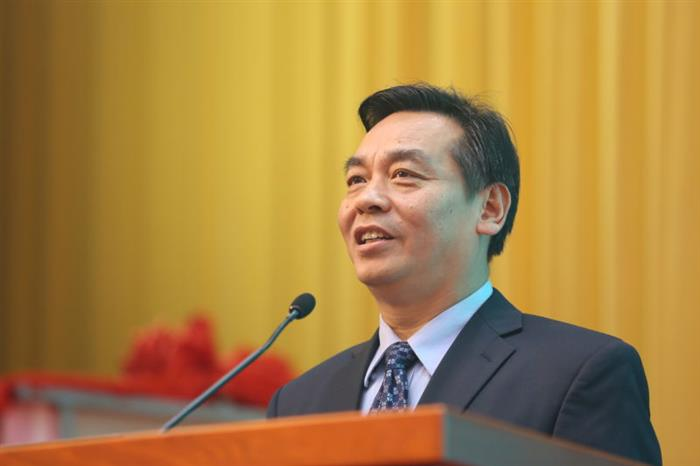 国家中医药管理局副局长闫树江讲话