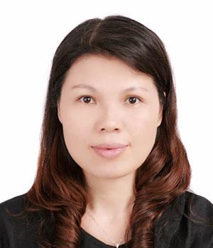 中山大学附属第一医院营养科副主任医师 叶艳彬