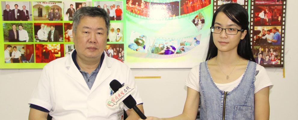 何晓峰:臭氧治疗应用前景非常好 未来将推进民用领域