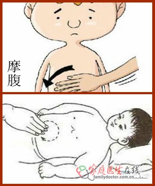 小儿推拿安全简便 4种保健手法让宝宝少生病