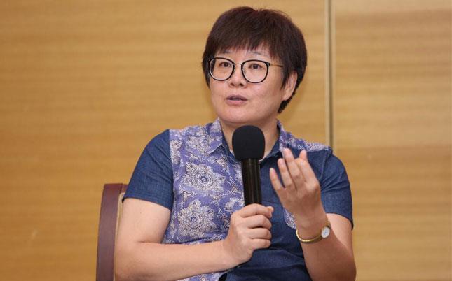 中国中医科学院基础理论研究所教授、中医养生专家 佟彤