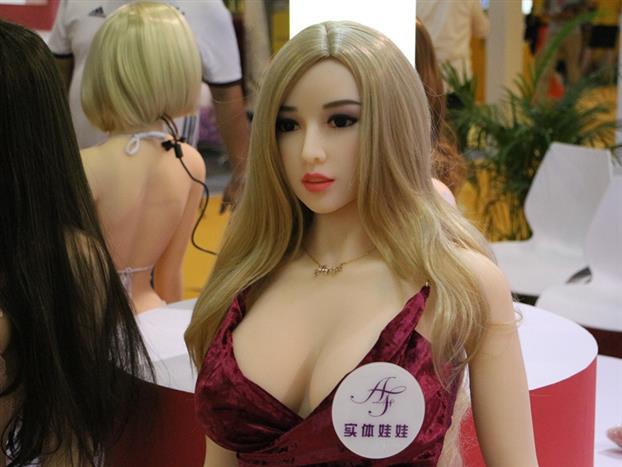 人工智能娃娃惊艳亮相