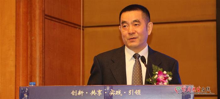 中国研究型医院学会秘书长刘希华