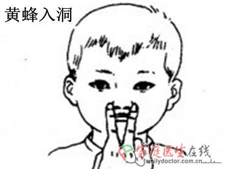家有哮喘宝宝怎么办?图解推拿手法巧防治