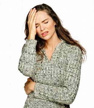 饮食不当也会诱发偏头痛
