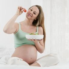 孕期:补铁帮助预防缺铁性贫血