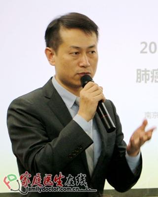 强生代表吴伟农讲话