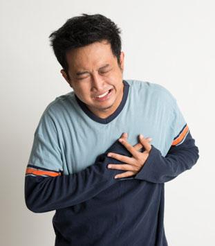 肝脏受损的五大信号