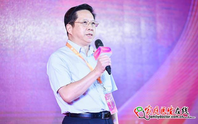 羊城好医生获奖代表张敏州发言