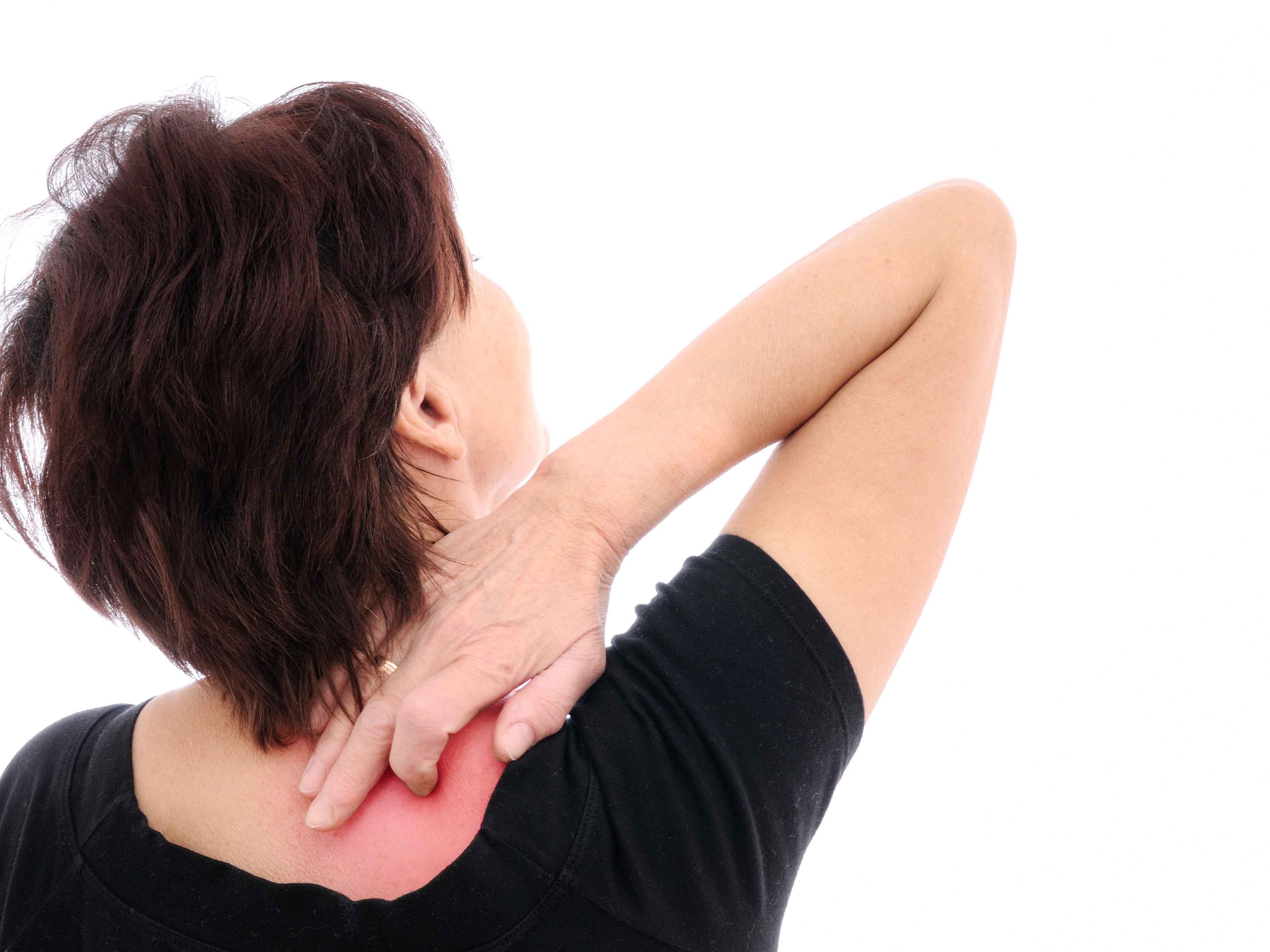骨质增生的症状