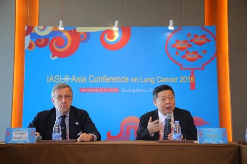 吴一龙:肿瘤免疫治疗时代 晚期肺癌患者活10年不稀奇