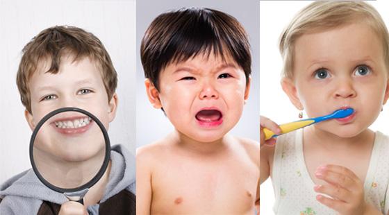 孩子这些牙颌畸形必须在12岁前矫正
