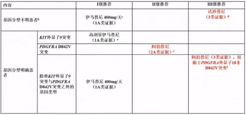 中国胃肠间质瘤精准治疗证据升级 靶向创新药阿泊替尼片谱新章