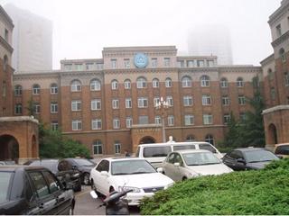 大连大学附属中山医院