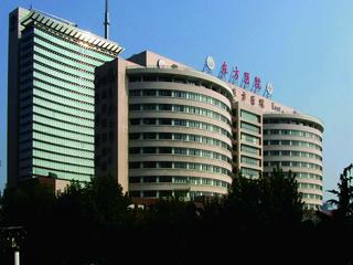 上海东方医院 高清图片
