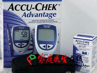 罗氏 罗康全优越型血糖仪