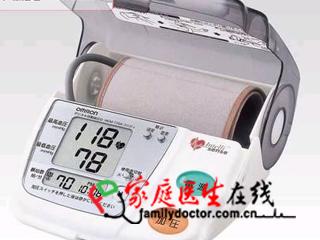 欧姆龙 智能电子血压计HEM-770A