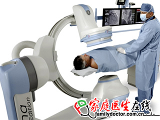 通用电气 全数字血管造影系统