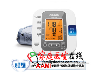 欧姆龙 电子血压计HEM-7209