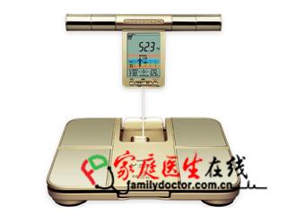 体重身体脂肪测量器V-BODY HBF-701