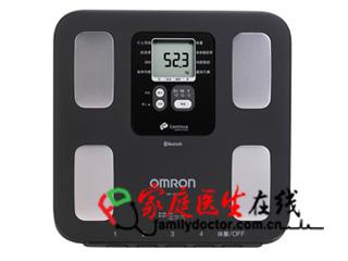 体重身体脂肪测量器HBF-206IT