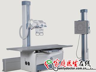 华伦 数字化医用X射线摄影系统