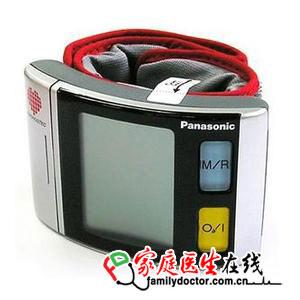 松下 EW3035 电子血压计