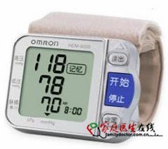 爱安德 全自动手腕式血压计