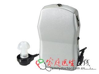 国家 盒式助听器