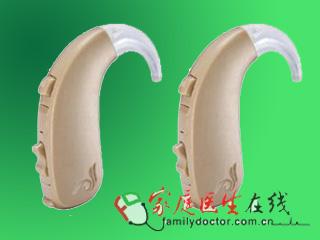 峰力 耳背式助听器
