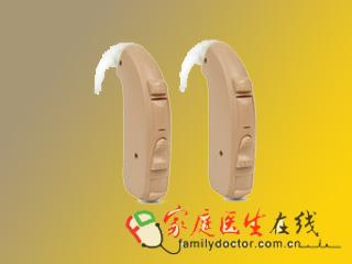 西门子 数字型耳背式助听器