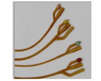 超滑抗菌导尿管